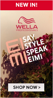 New In- Say Style Speak EIMI - New Wella Professionals Styling
