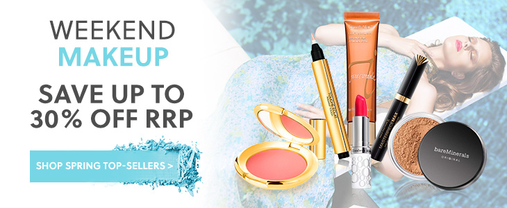 Weekend Makeup - Save Up To 30% Off RRP