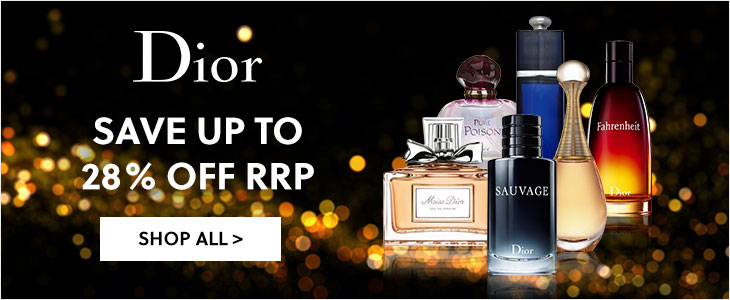 Dior - Save Up To 28% Off RRP