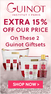 Guinot - Extra 15% Off Our Price On selected Giftsets