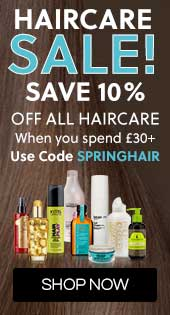 Haircare Sale Save 10% Off All Haircare
