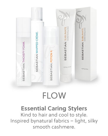 Flow - Essential Caring Stylers