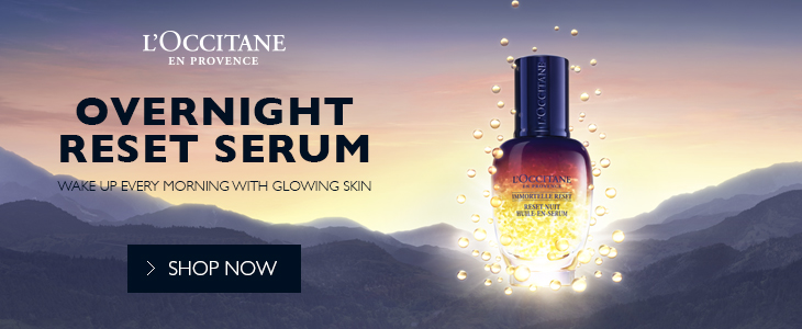 Loccitane Gifts LOccitane Immortelle Overnight Reset Serum