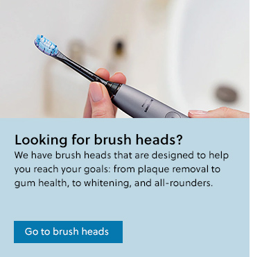 Looking for brush heads?