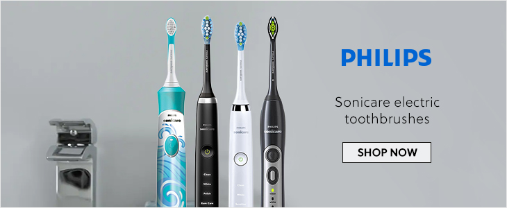 Philips Sonicare brushes