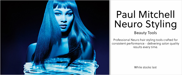 Paul Mitchell Neuro Styling - New in