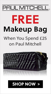 Free Paul Mitchell Makeup Bag