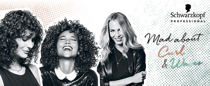 Schwarzkopf Mad About Curls and Waves