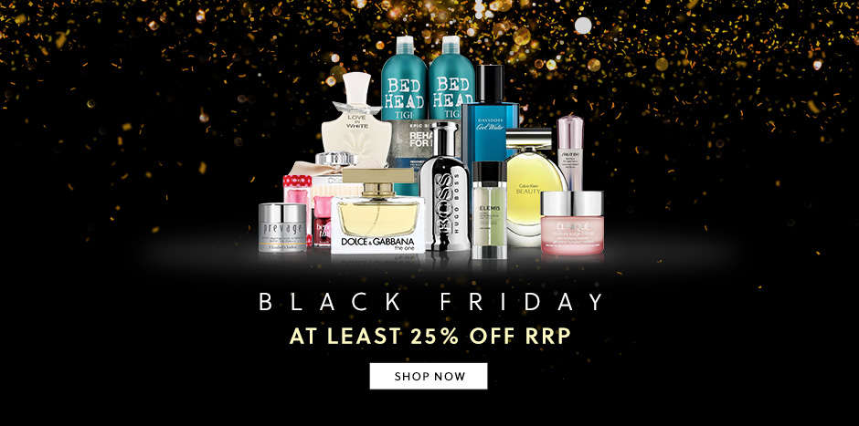 Black Friday At Least 25% Off