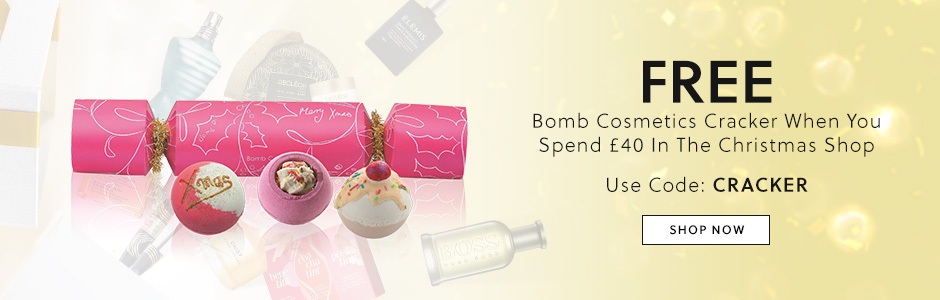 FREE Bomb Cosmetics When You Spend £40