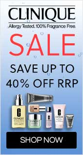 Clinique Sale - Save Up To 40% Off RRP