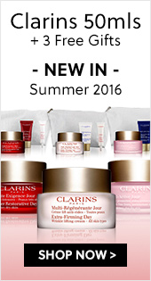 Clarins - New In 2016 Gifts and Sets
