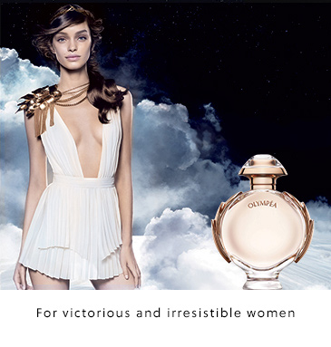 Paco Rabanne - For victorious women