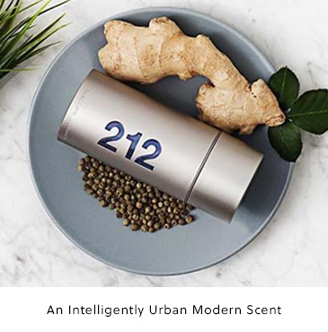 An Intelligently Urban modern scent