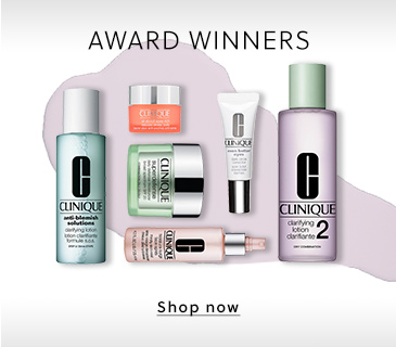 Clinique Award Winners