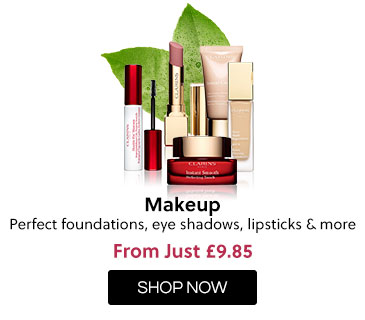 Clarins - Makeup from just £9.85