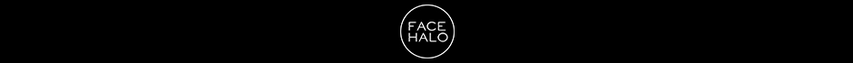 Face Halo Logo Header