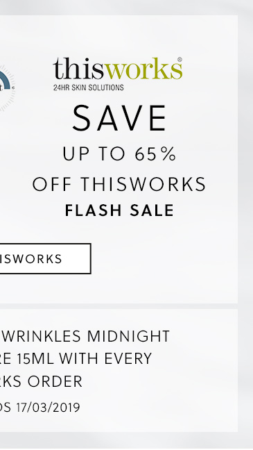 thisworks Sale