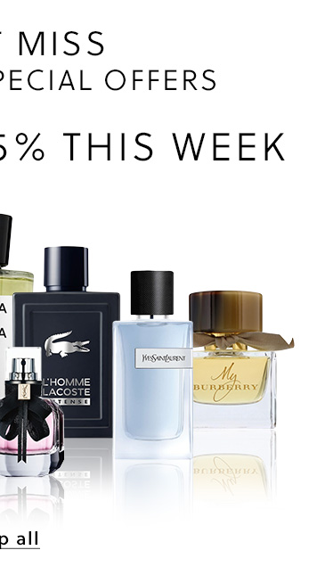 Up to 75% Off Fragrance