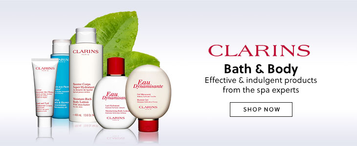 Clarins - Bath & Body