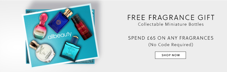 Free Fragrance Gift - Spend £65