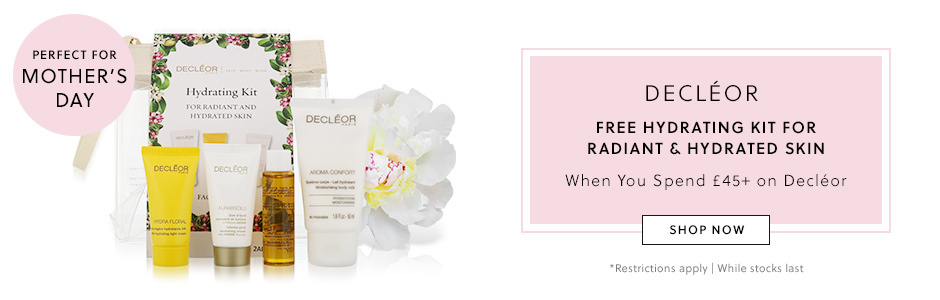 Free Decleor Hydrating Kit - Spend £45+