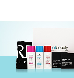 Haircare FREE Gift when you spend £35