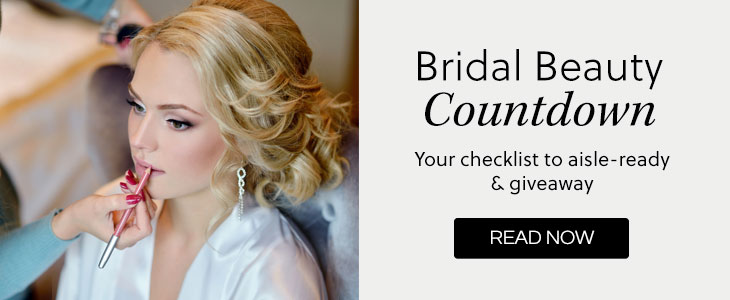 Bridal Beauty Countdown