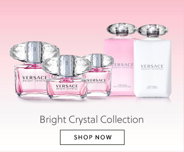 Versace Bright Crystal Collection