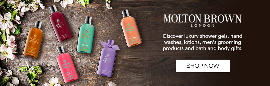 Molton Brown Save 40% Off RRP