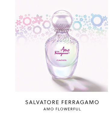 Salvatore Ferragamo - Amo Flowerful