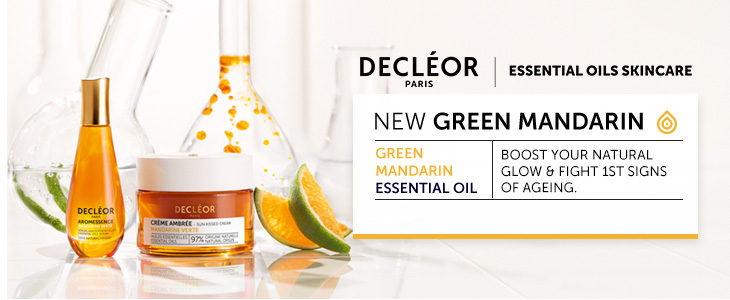Decleor - Green Mandarin New Launch