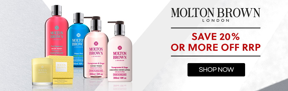 Save Up To 20% Or More Off Molton Brown