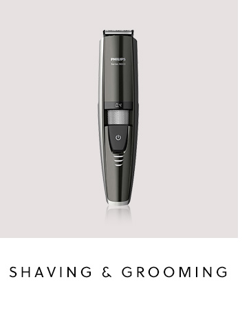 Shaving and Grooming