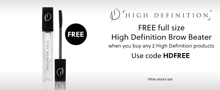 High Definition - Free gift