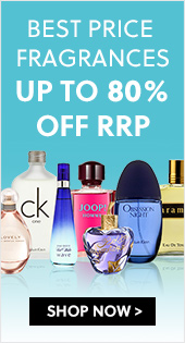 Up To 80% off RRP on Best Price Fragrances