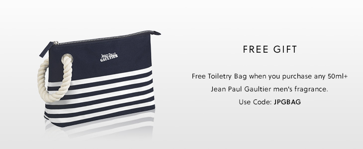 Jean Paul Gaultier - Aftershave Free Gift