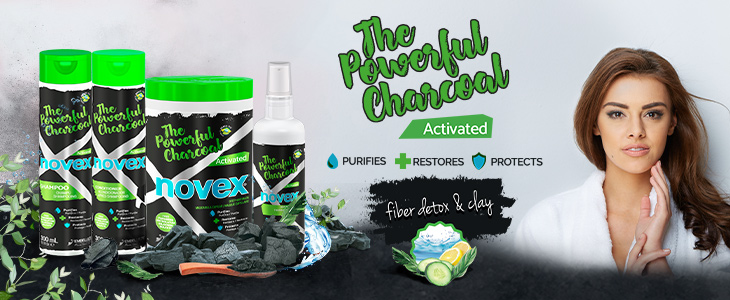 Novex Powerful Charcoal