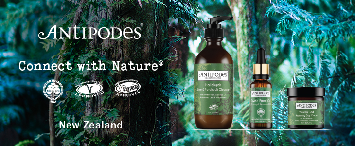Antipodes Connect with Nature