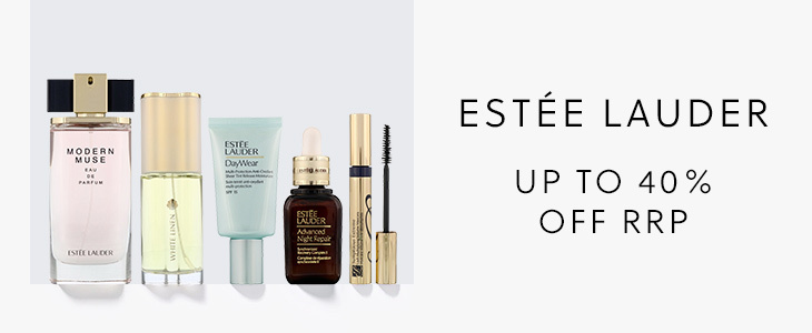 Estee Lauder - Up TO 40% Off RRP
