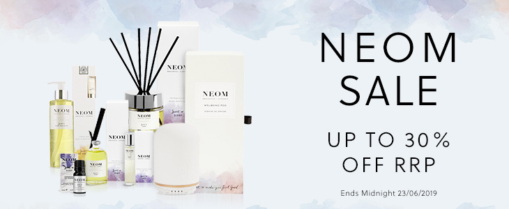 NEOM Sale - Save Up to 30% Off RRP