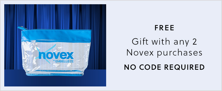 Novex Free Gift With Purchase