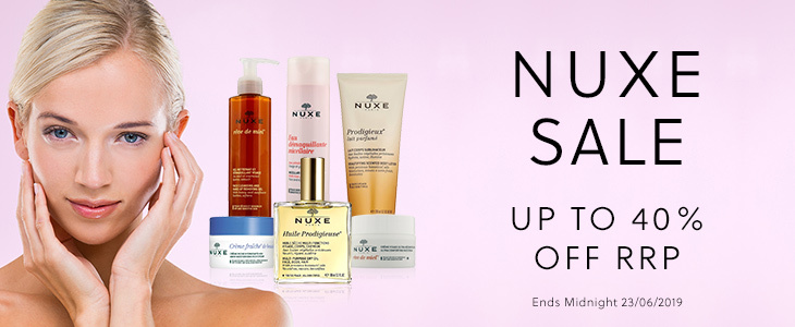 Nuxe Sale - Up To 40% Off RRP