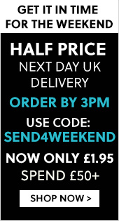 Half Price Next Day UK Delivery
