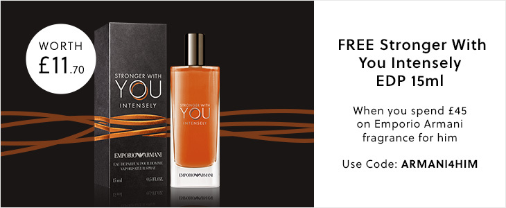 Emporio Armani - Stronger With You Intensely