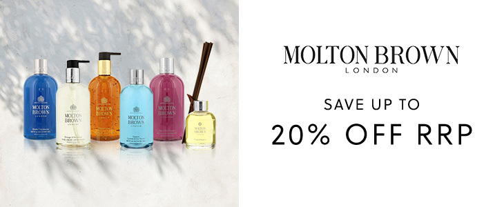 Molton Brown - Up To 20% Off RRP
