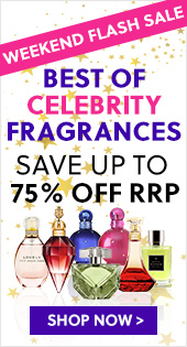 Weekend Flash Sale Best Of Celebrity Fragrance