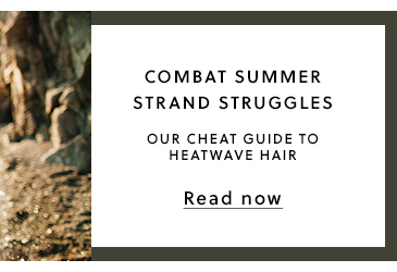 Summer Strand Struggles - Heatwave Hair