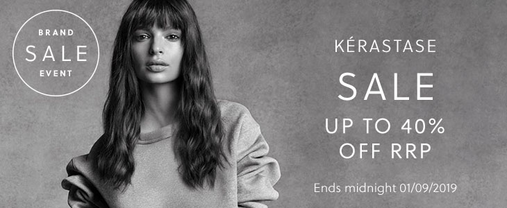 Kerastase Sale Up To 40% Off RRP