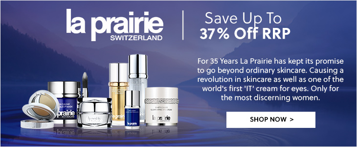 La Prairie Up To 37% off RRP